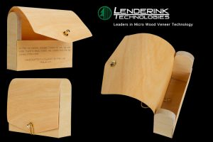 Wood Veneer Printed Box, Gifts & Packaging