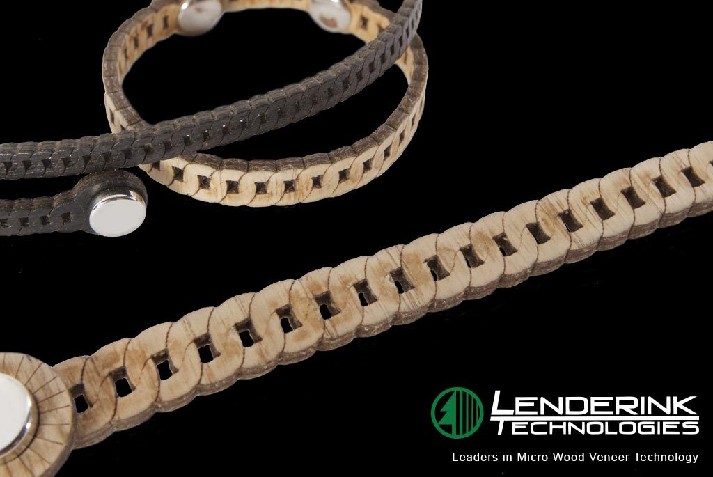 Leatherwood Bracelet and Laces