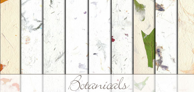 Botanical Deco Surfaces by Lenderink Technologies