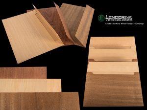 Wood Veneer Stationery, Gifts & Packaging