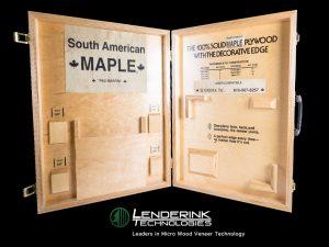 Plywood - Maple Display Case
