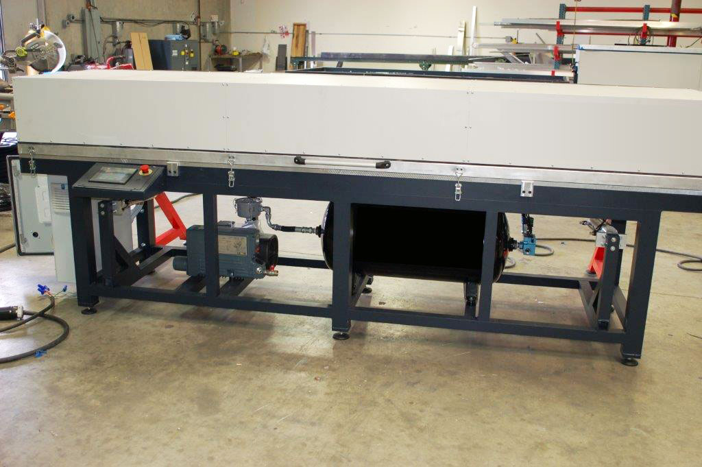 Vacuum Press Laminator