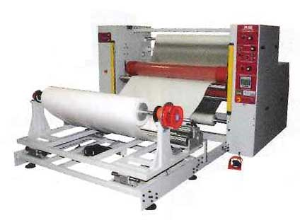 heated nip roll laminator
