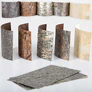 Flexible Real Stone Veneer Sheets