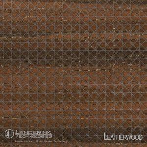 Wood Veneer That Feels Like Leather