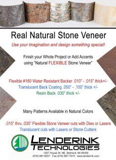 Real Natural Stone Veneer