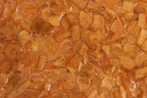 Cherry Natural Wood Chips for Decorative Surfaces