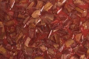 Eastern Red Cedar Natural Wood Chips for Deco Surfaces