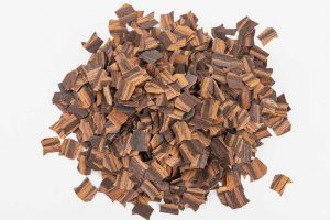 Ebony Natural Wood Chips