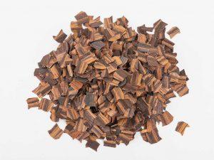Ebony Natural Wood Chips