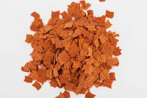 Mahogany Natural Wood Chips