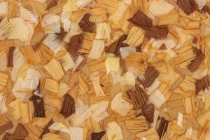Natural Wood Chips Blend WB1002 Deco Surface