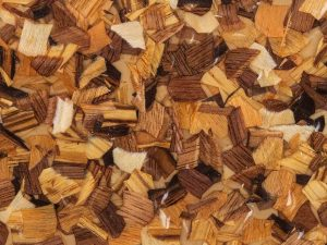 Natural Wood Chips Blend WB1003 Decorative Surface