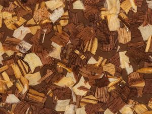 Natural Wood Chips Blend WB1004 Deco Surfaces