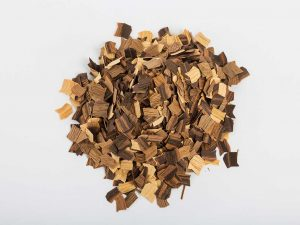 Natural Wood Chips Blend WB1005 for Deco Surfaces