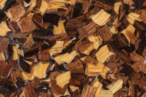 Natural Wood Chips Blend WB1005 Deco Surface