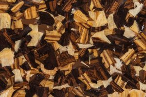 Natural Wood Chips Blend WB1007 Decorative Surface