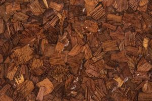 Walnut Natural Wood Chips for Decorative Surfaces