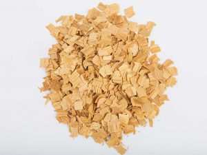 White Oak Natural Wood Chips