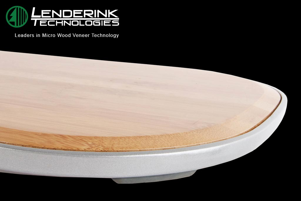 3D Curved Component - Balance Board