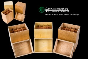 Wood Veneer, Miter Folding, Gifts & Packaging