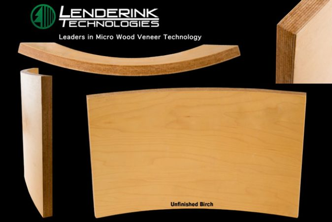 Engineered Core Veneer by Lenderink Technologies