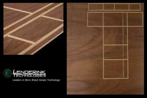 Wood Veneer, Miter Folding