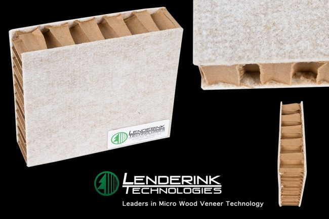 Lightweight Honeycomb by Lenderink Technologies
