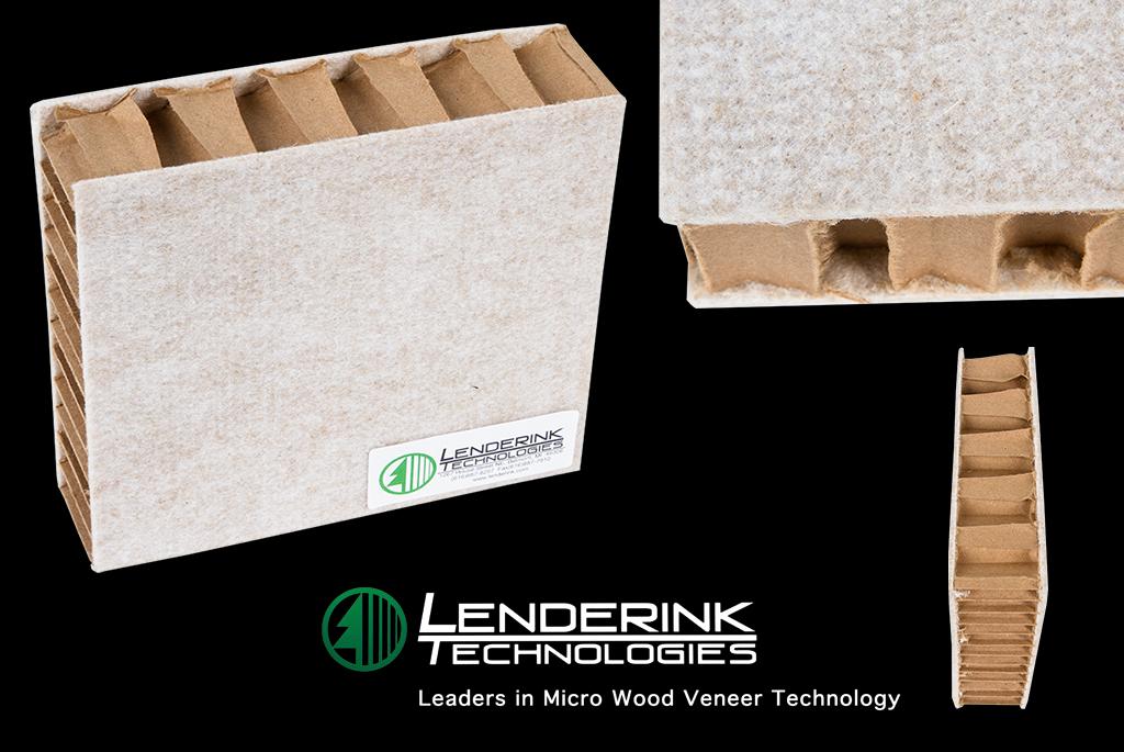 Lightweight Honeycomb by Lenderink Technologies