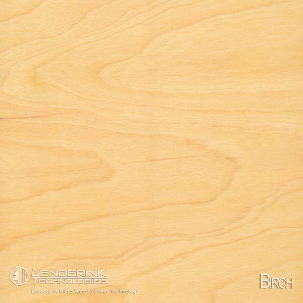 Birch Wood Veneer