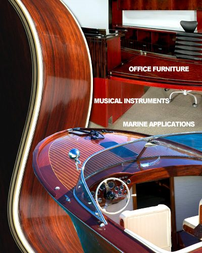Thermoset Adhesive for Automotive, Marine Applications, Furniture, and Musical Instruments